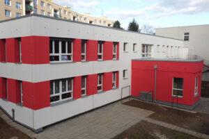 Ukončení rekonstrukce Mateřské školy Ohrada ve Vsetíně