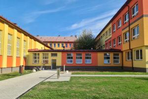 Ukončení rekonstrukce spojovacího krčku Základní školy Trávníky ve Vsetíně
