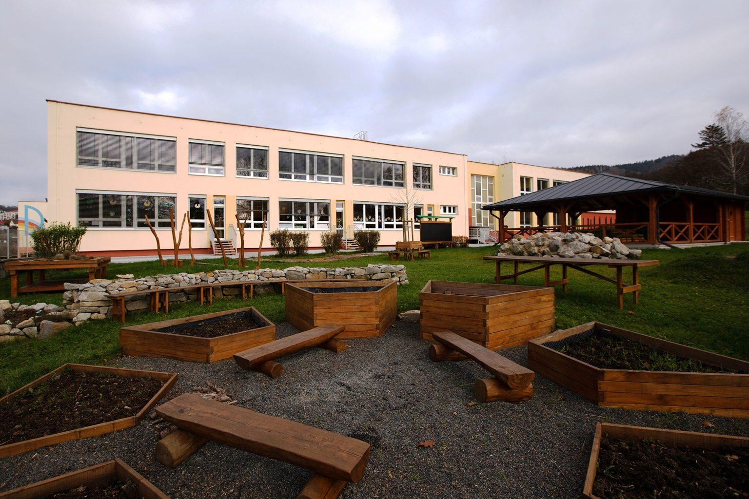 Základní škola Vsetín, Ohrada