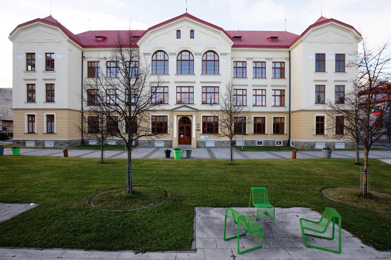 Střední zdravotnická škola Vsetín